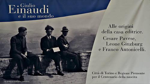 Cesare Pavese - Leone Ginzburg - Franco Antonicelli