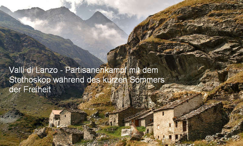 Pietramorta (1.812 m), Valle di Viù, längst verlassene Sommersiedlung am Logo di Malciaussia - Foto: © Wolfram Mikuteit