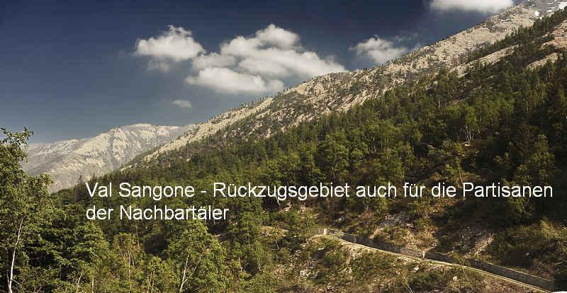Sangonetal, kurz vor der Alpe Sellery inferiore - Foto: © Wolfram Mikuteit